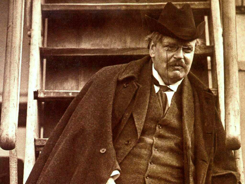 Chesterton Says